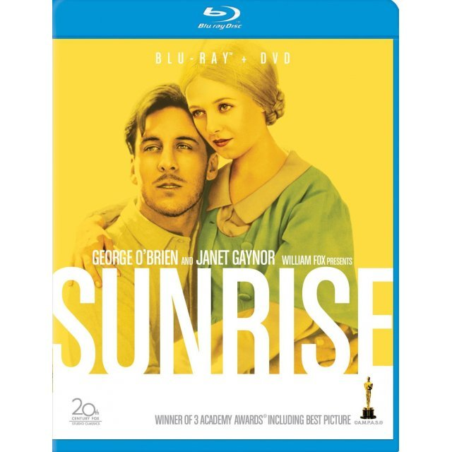 Sunrise [Blu-ray + DVD]