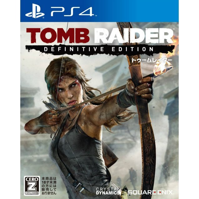Tomb Raider [Definitive Edition]