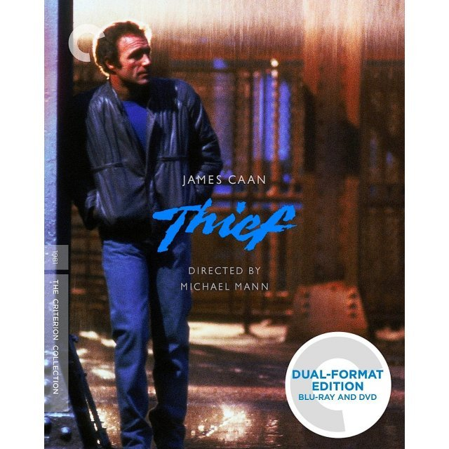 Thief [Blu-ray+DVD]