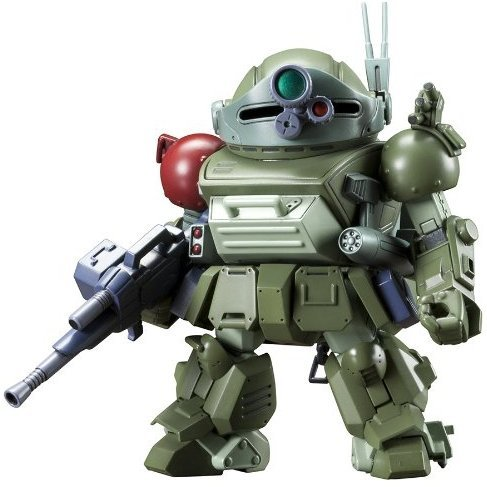 D-Style Votoms: Scope Dog Turbo Custom Sunsa Battle Specifications Chirico (Re-run)