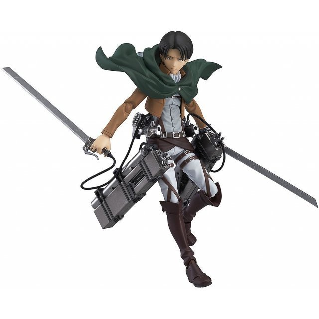 figma Attack on Titan: Levi