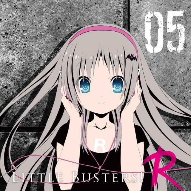 Little Busters R Radio Cd Vol.5