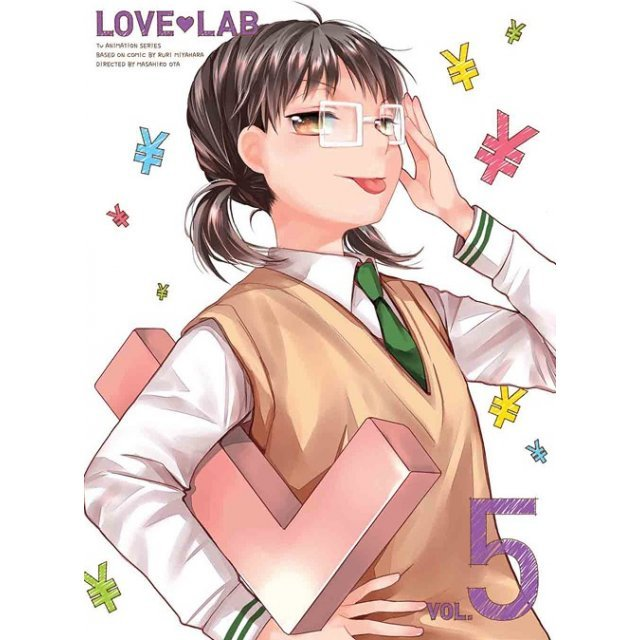 Love Lab Vol.5 [DVD+CD Limited Edition]