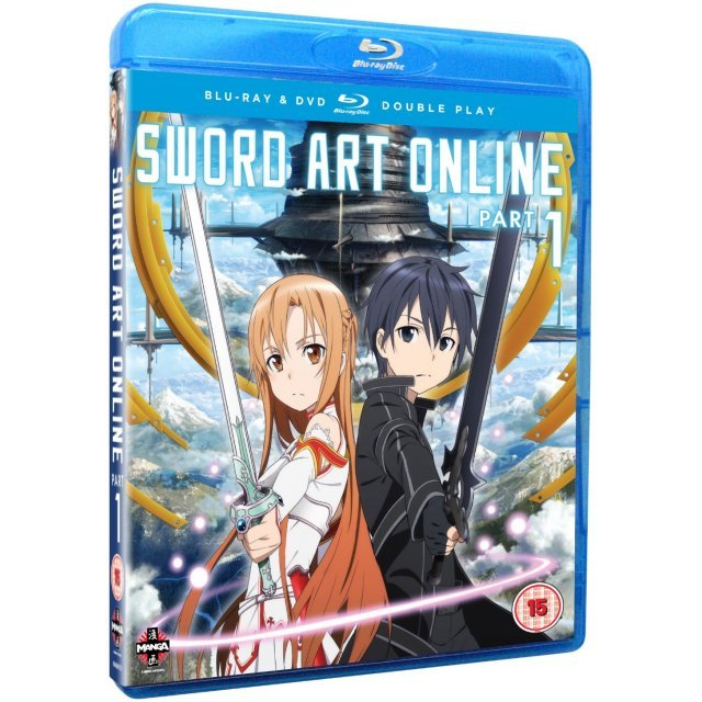 Sword Art Online: Part 1 [Blu-ray+DVD]