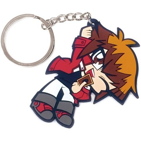 Cospa Yu-Gi-Oh! Duel Monsters GX Tsumamare Key Ring: Yuki Judai