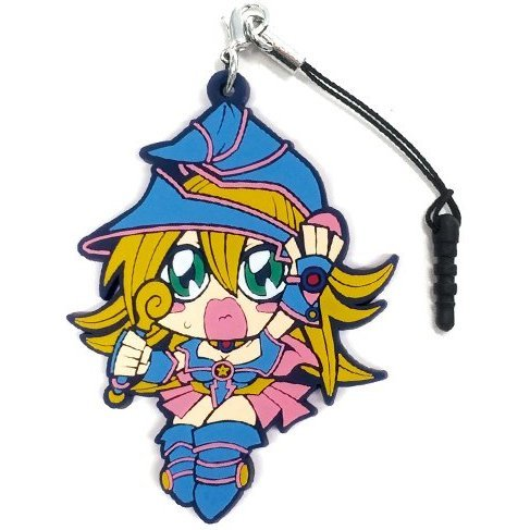 Cospa Yu-Gi-Oh! Duel Monsters GX Tsumamare Strap: Black Magician Girl