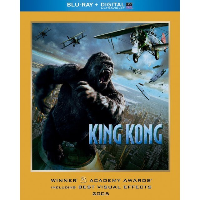King Kong [Academy Award Series]