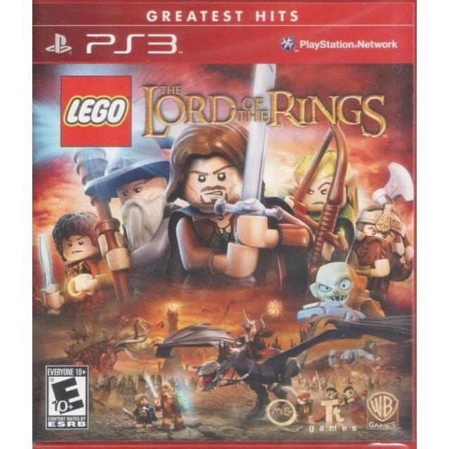 LEGO The Lord of the Rings (Greatest Hits)