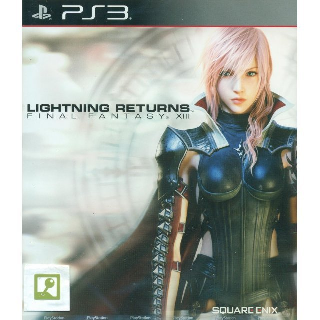 Lightning Returns: Final Fantasy XIII (English)