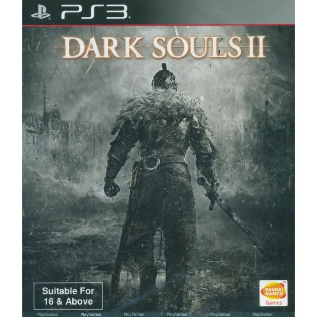 Dark Souls II (English & Chinese)