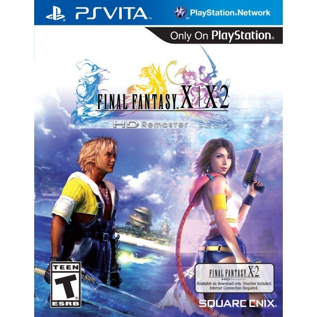 Final Fantasy X / X-2 HD Remaster