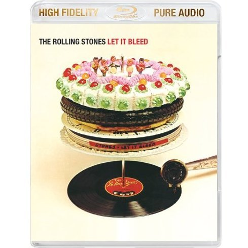 The Rolling Stones: Let It Bleed [Blu-ray Audio]