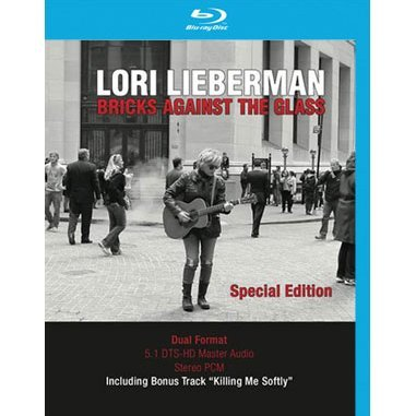 Lori Lieberman: Bricks Against The Glass