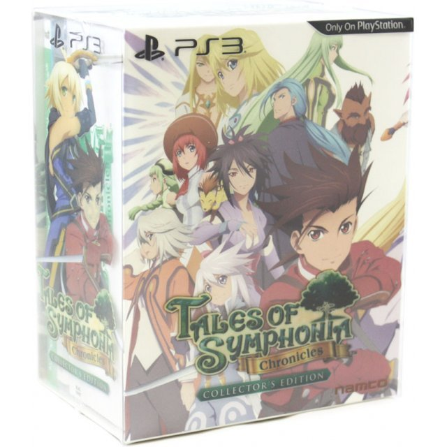 Tales of Symphonia Chronicles (Collector's Edition) (English)