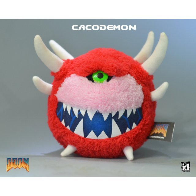 Doom II Plush: Cacodemon