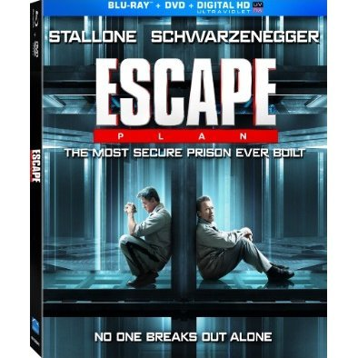 Escape Plan [Blu-ray+DVD+Digital Copy+UltraViolet]