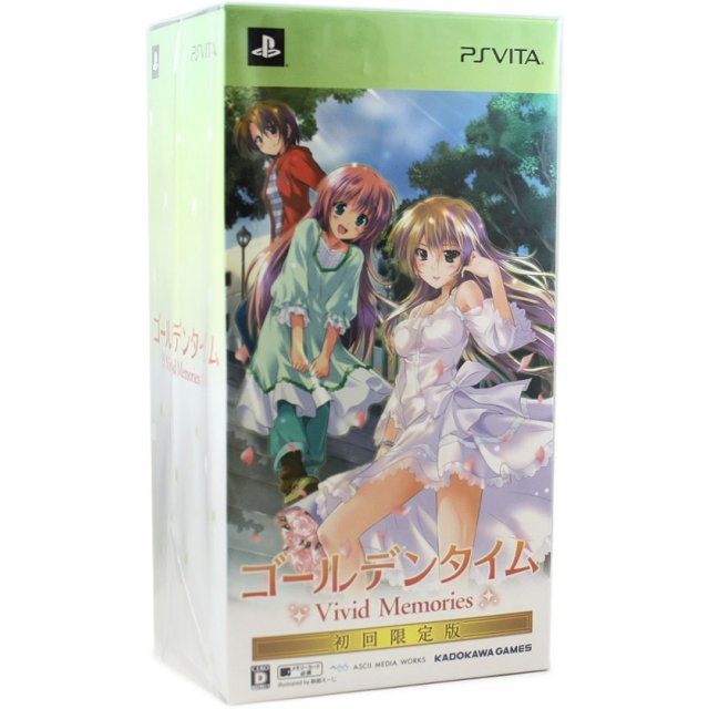 Golden Time Vivid Memories [Limited Edition]