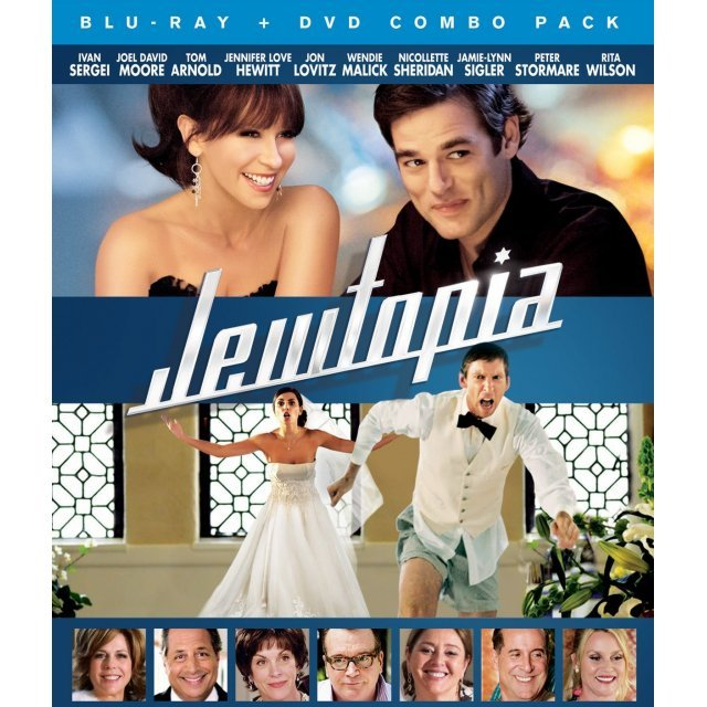 Jewtopia [Blu-ray+DVD]