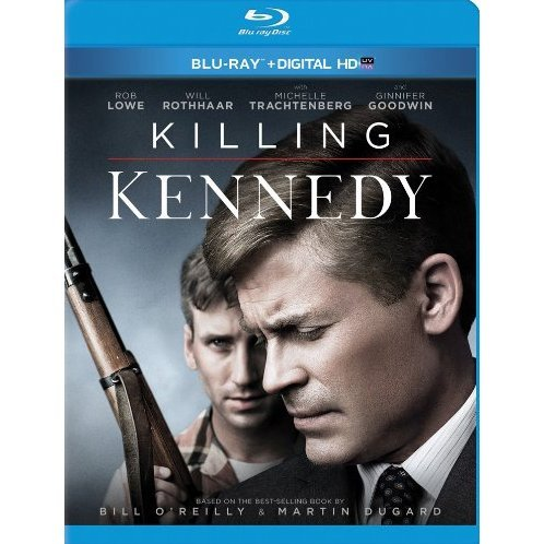Killing Kennedy [Blu-ray+Digital Copy]