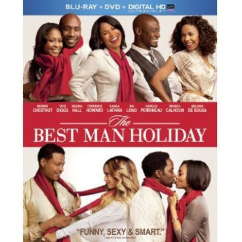 The Best Man Holiday [Blu-ray+DVD+Digital HD]