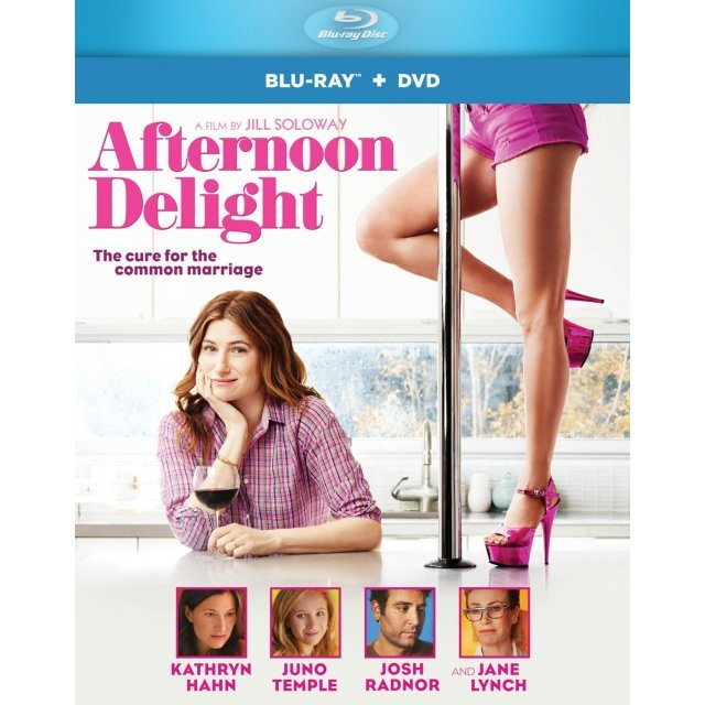 Afternoon Delight [Blu-ray+DVD]