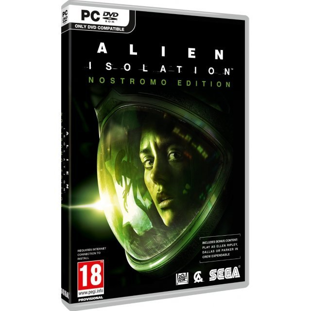 Alien: Isolation (Nostromo Edition) (DVD-ROM)