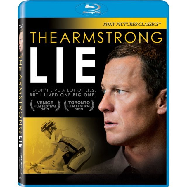 The Armstrong Lie [Blu-ray+UltraViolet]
