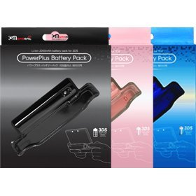 Dawoori Powerplus Battery Pack for 3DS (Pink)