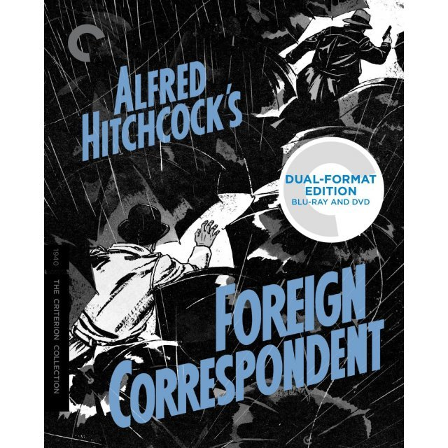 Foreign Correspondent [Blu-ray+DVD]