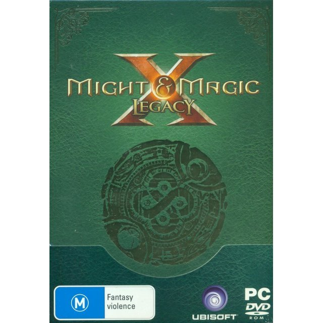 Heroes of Might and Magic X Legacy (DVD-ROM)