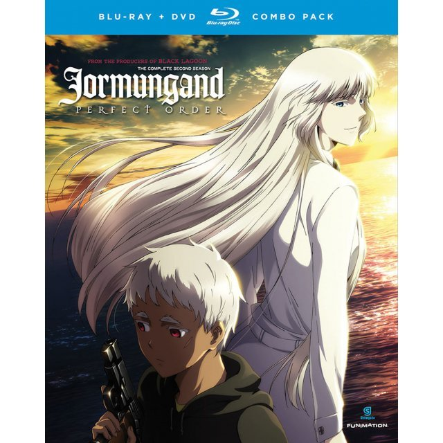 Jormungand: Season 2: Perfect Orde (Blu-ray+DVD)