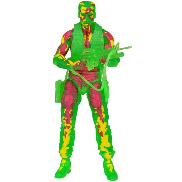 Neca Predator 7 inch Series 11: Thermal Vision Dutch
