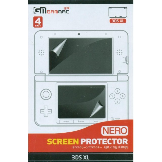 Nero Screen Protector for 3DS LL