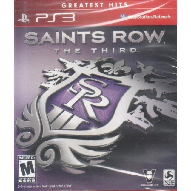 Saints Row: The Third (Greatest Hits)
