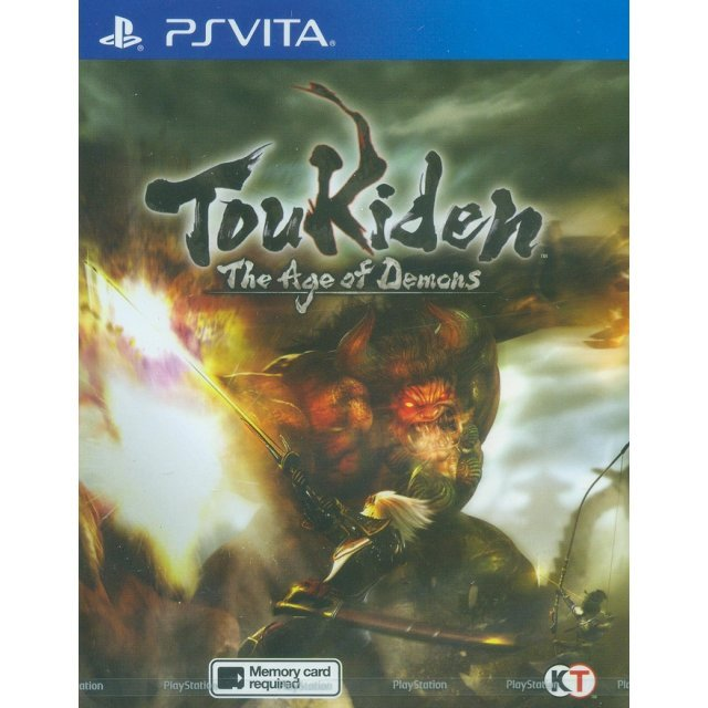 Toukiden: The Age of Demons (English)