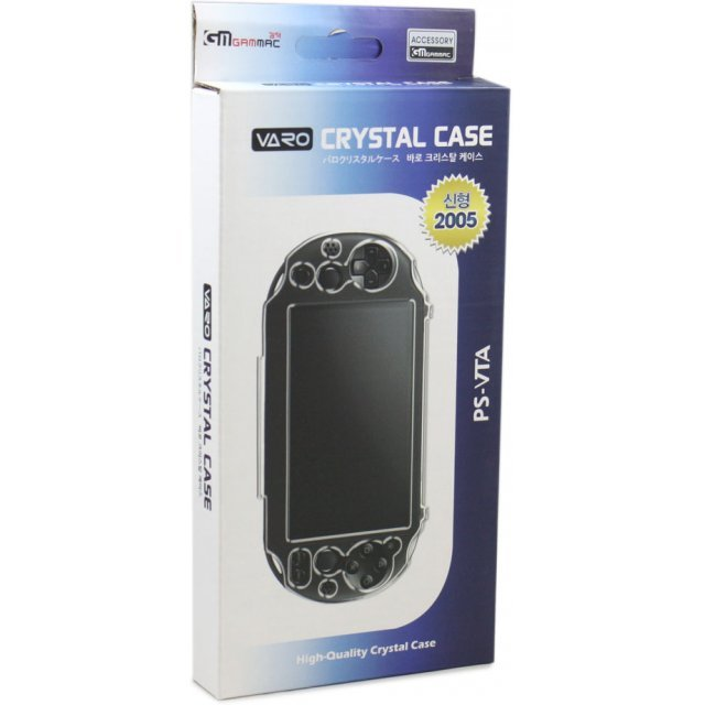 Varo Crystal Case for PlayStation Vita Slim