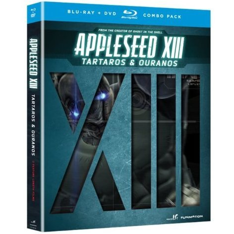 Appleseed XIII: Tartaros & Ouranos [Blu-ray+DVD]