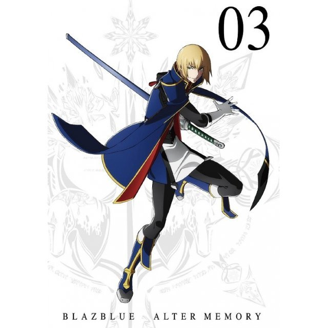 Blazblue Alter Memory Vol.3