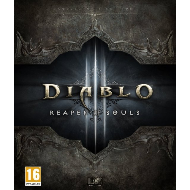 Diablo III: Reaper of Souls (Collector's Edition) (DVD-ROM)
