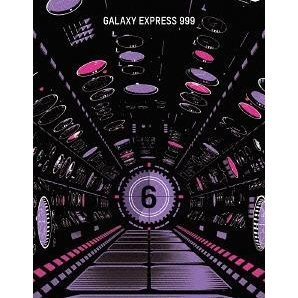 Galaxy Express 999 Matsumoto Leiji 60th Career Anniversary Blu-ray Box 6