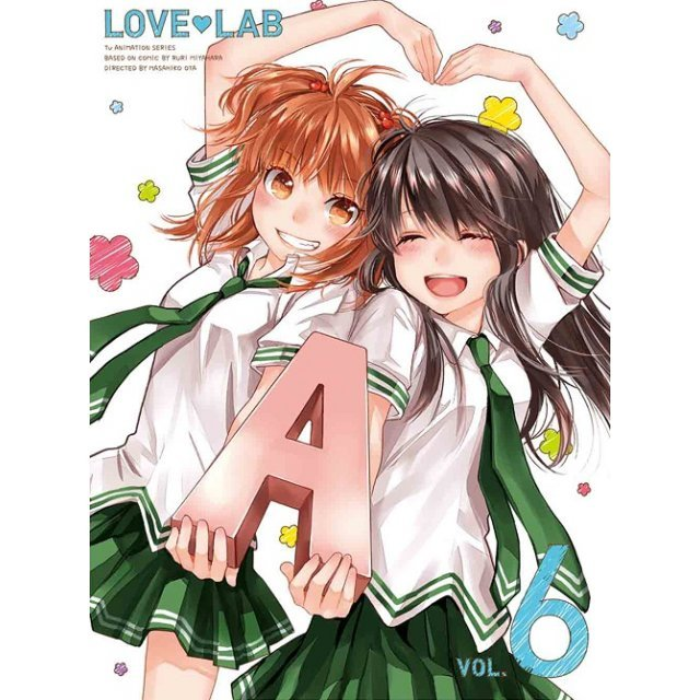 Love Lab Vol.6 [Blu-ray+CD Limited Edition]
