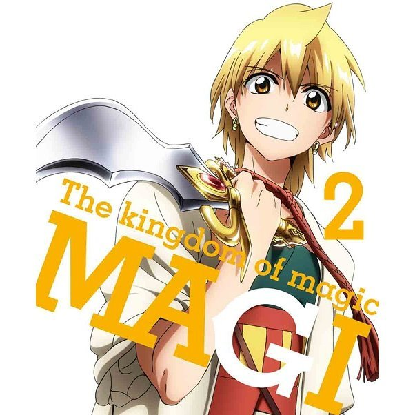 Magi - Kingdom Of Magic Vol.2 [Limited Edition]