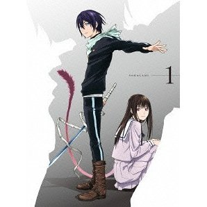 Noragami Vol.1 [Blu-ray+DVD Limited Edition]