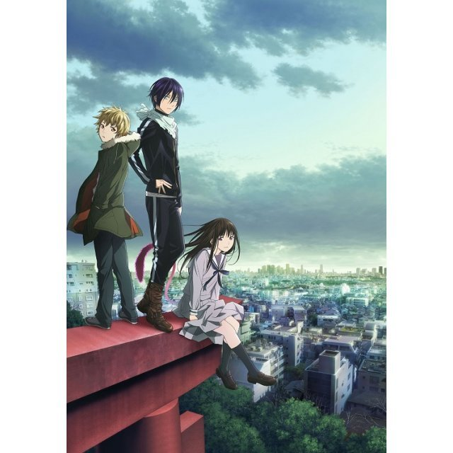 Noragami Vol.3 [Blu-ray+CD Limited Edition]