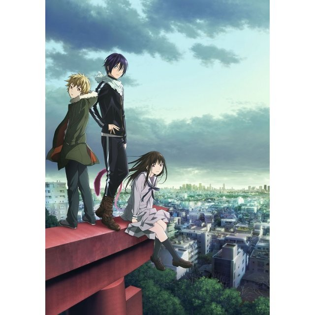 Noragami Vol.3 [DVD+CD Limited Edition]