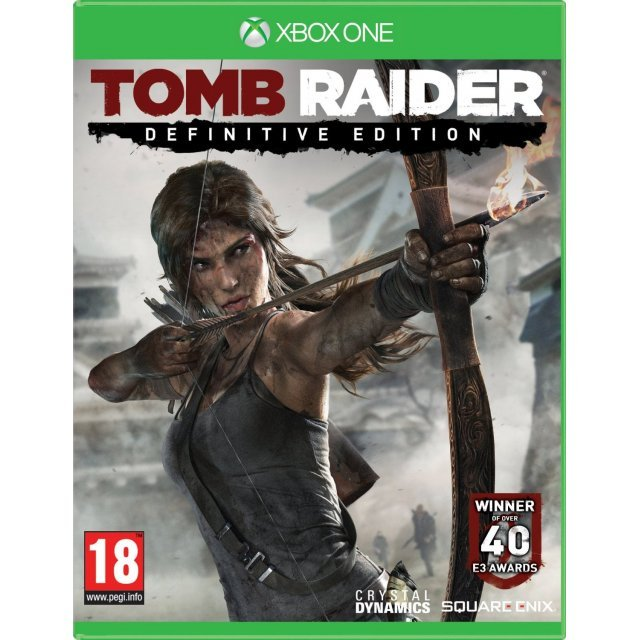 Tomb Raider: Definitive Edition (Limited Digipack Version)