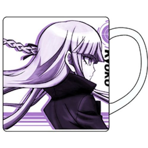 Danganronpa the Animation Mug Cup: Kirigiri Kyouko (Re-run)