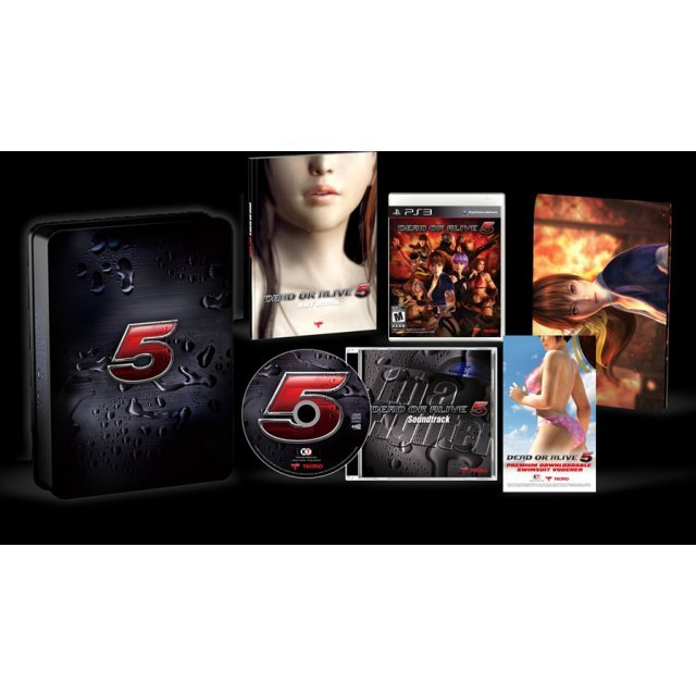 Dead or Alive 5 (Collector's Edition)