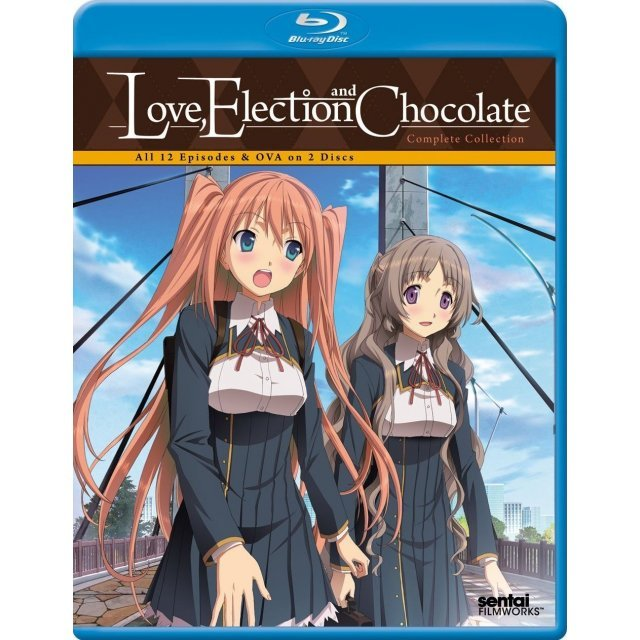 Love, Election and Chocolate: Complete Collection