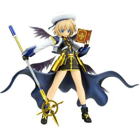 Magical Girl Lyrical Nanoha The Movie 2nd A`s: Yagami Hayate - Zur Zeit des Erwachens